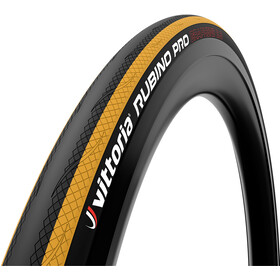 Vittoria Rubino Pro Folding Tyre 700 x 25c black/yellow